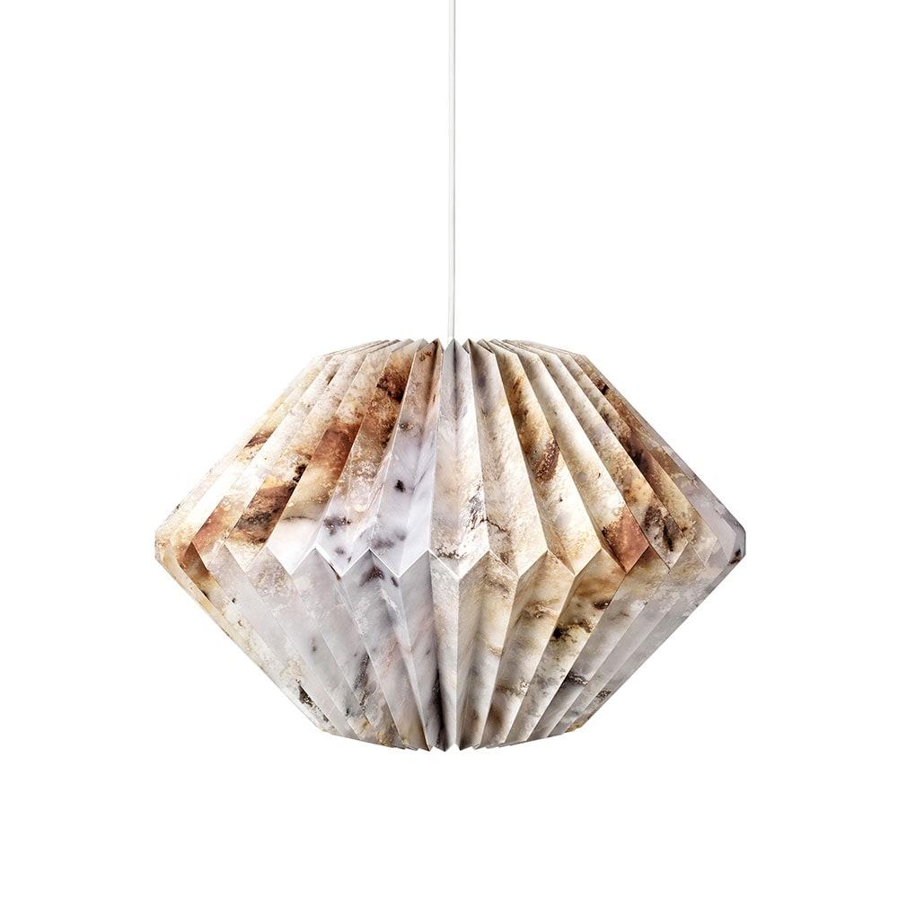 Design No 18 Lampenschirm Braun Broste Copenhagen Royaldesign De