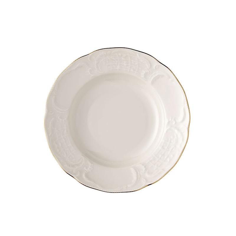 Platte 38 cm Sanssouci  Elfenbein von  Rosenthal