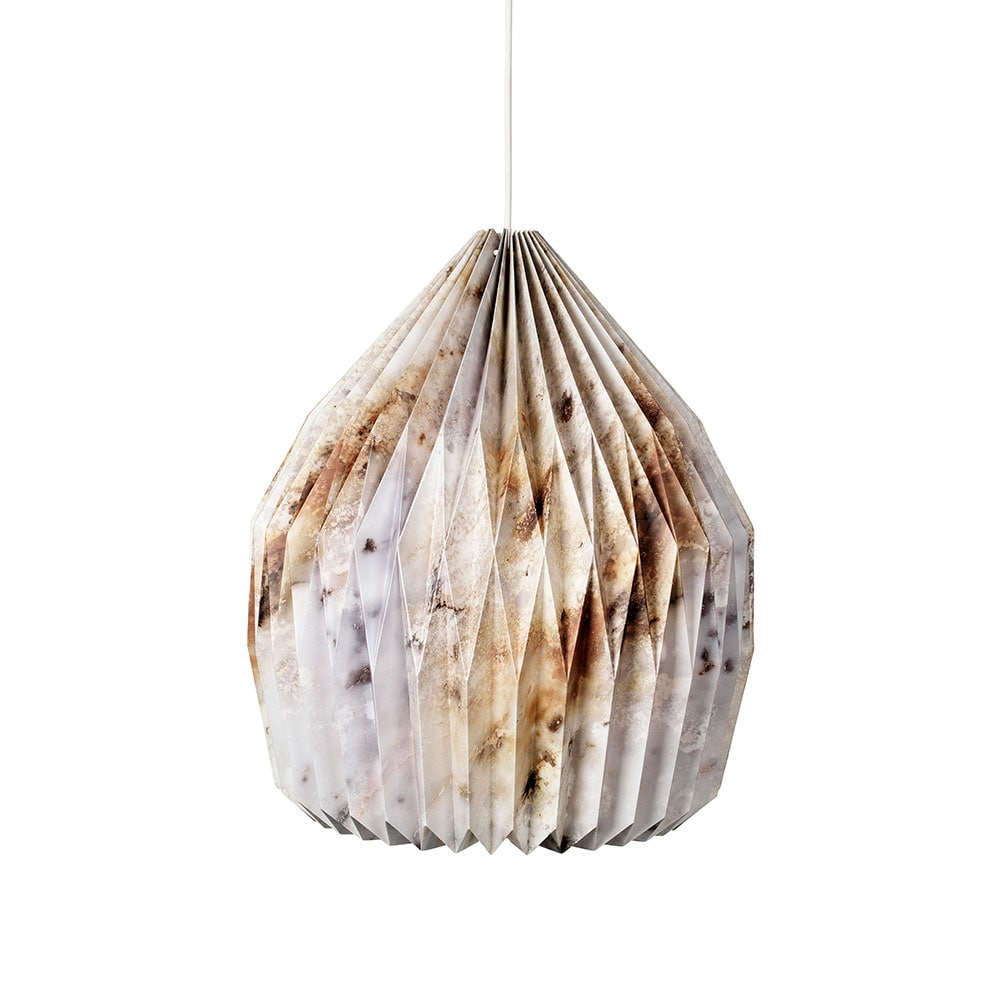 Design No 15 Lampenschirm Braun Broste Copenhagen Royaldesign De