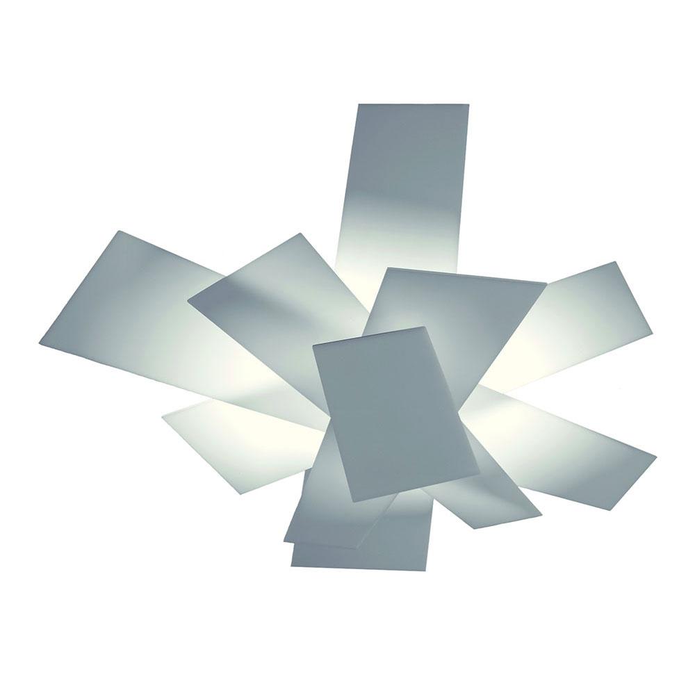Big Bang Hängeleuchte Weiß