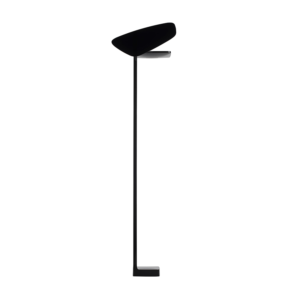 Lightwing LED-Bodenleuchte Schwarz