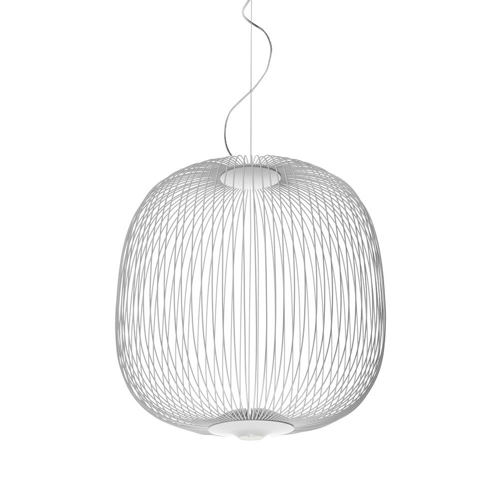 Spokes 2 LED-Deckenleuchten Weiß