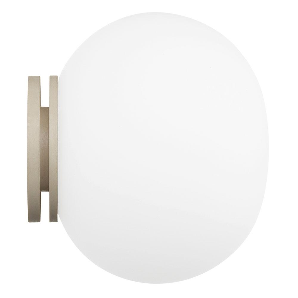 Mini Glo-Ball C/W Lampe Spiegel