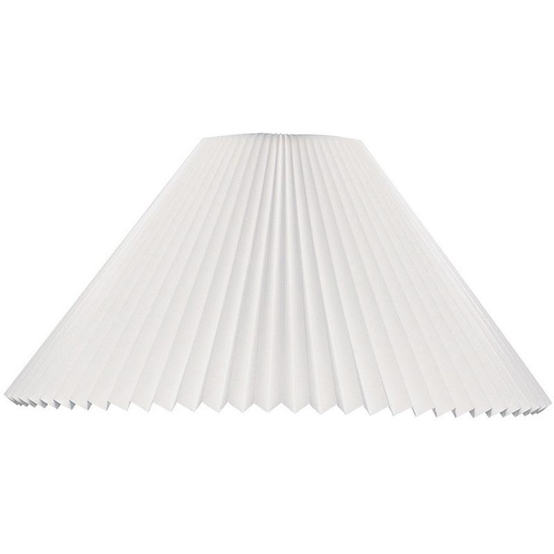 Le Klint 2 Lampenschirm 38 cm Plastik Weiss