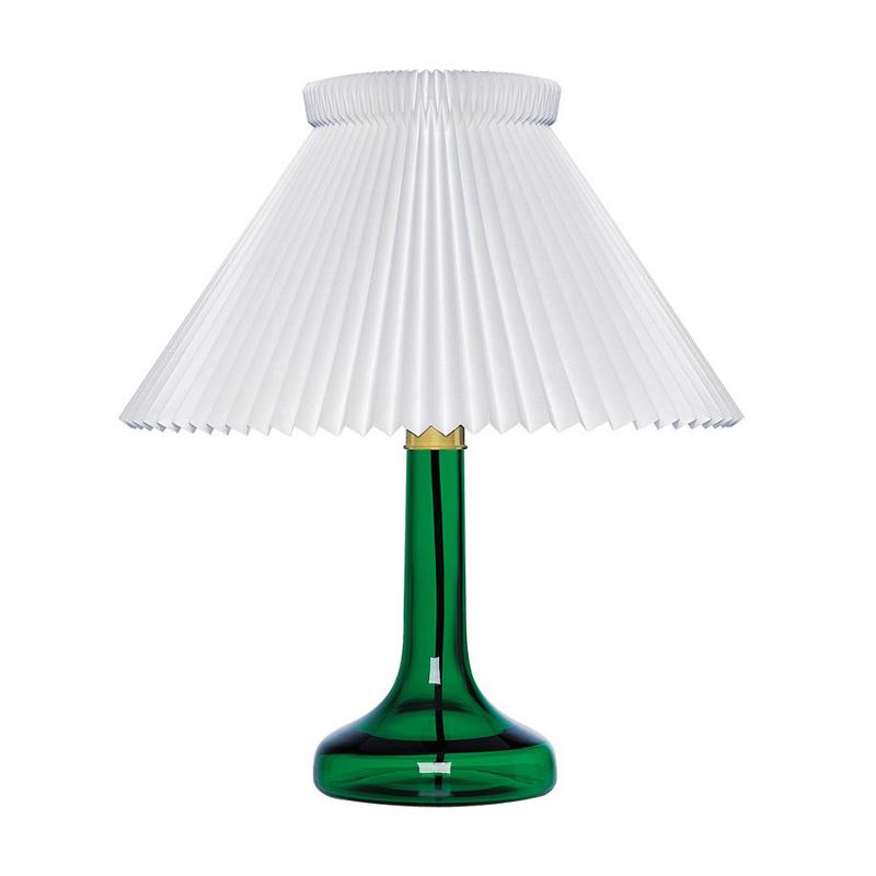 Le Klint 343 Glaslampe Grün