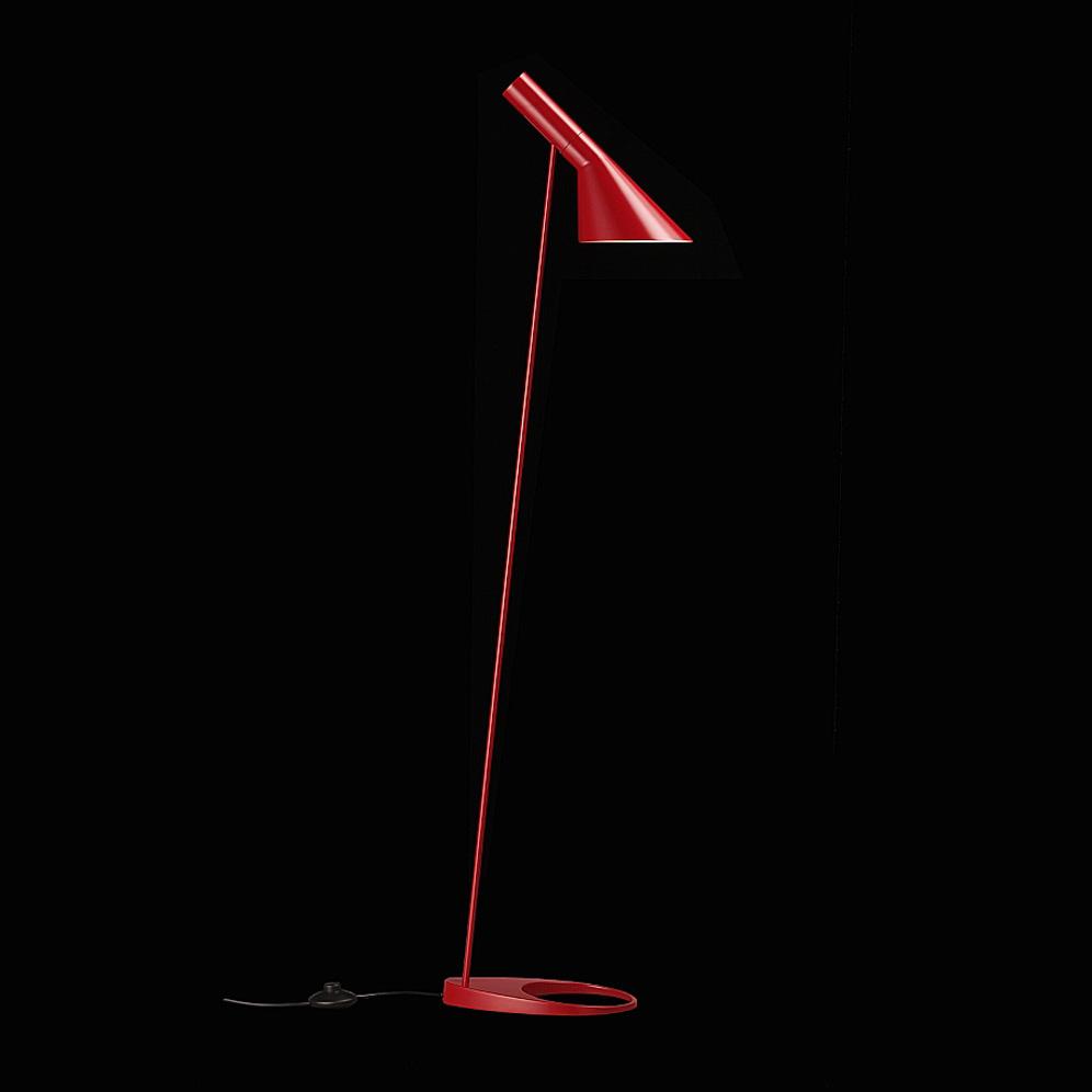 AJ Stehleuchte 1810 60W E27 rot