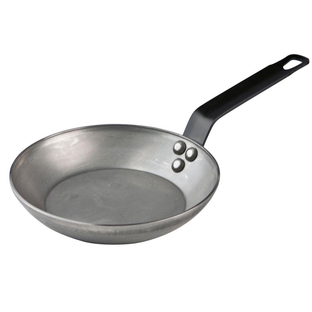 Mauviel Omelettpfanne aus Blech, 200 mm