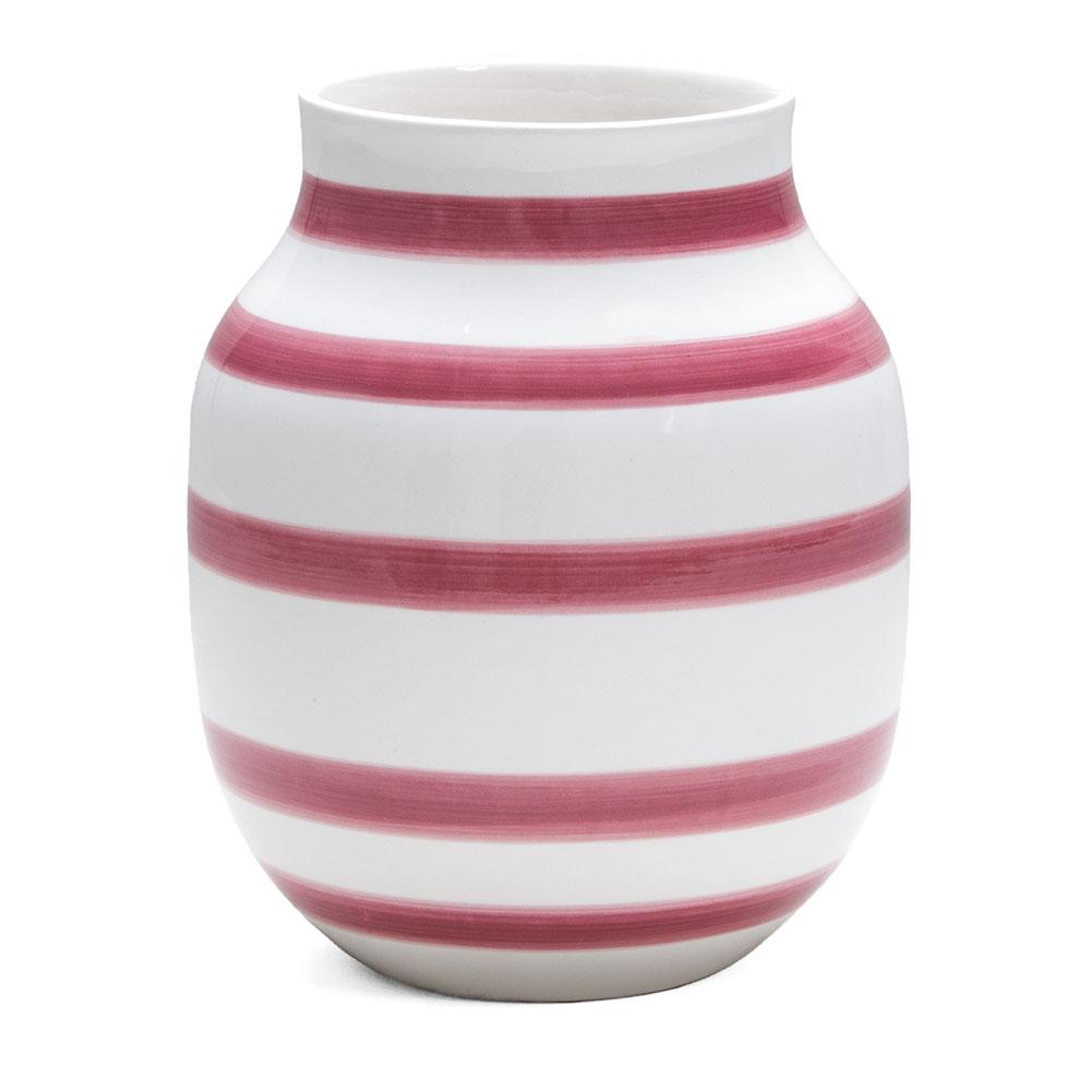 Omaggio Vase Rosa Medium