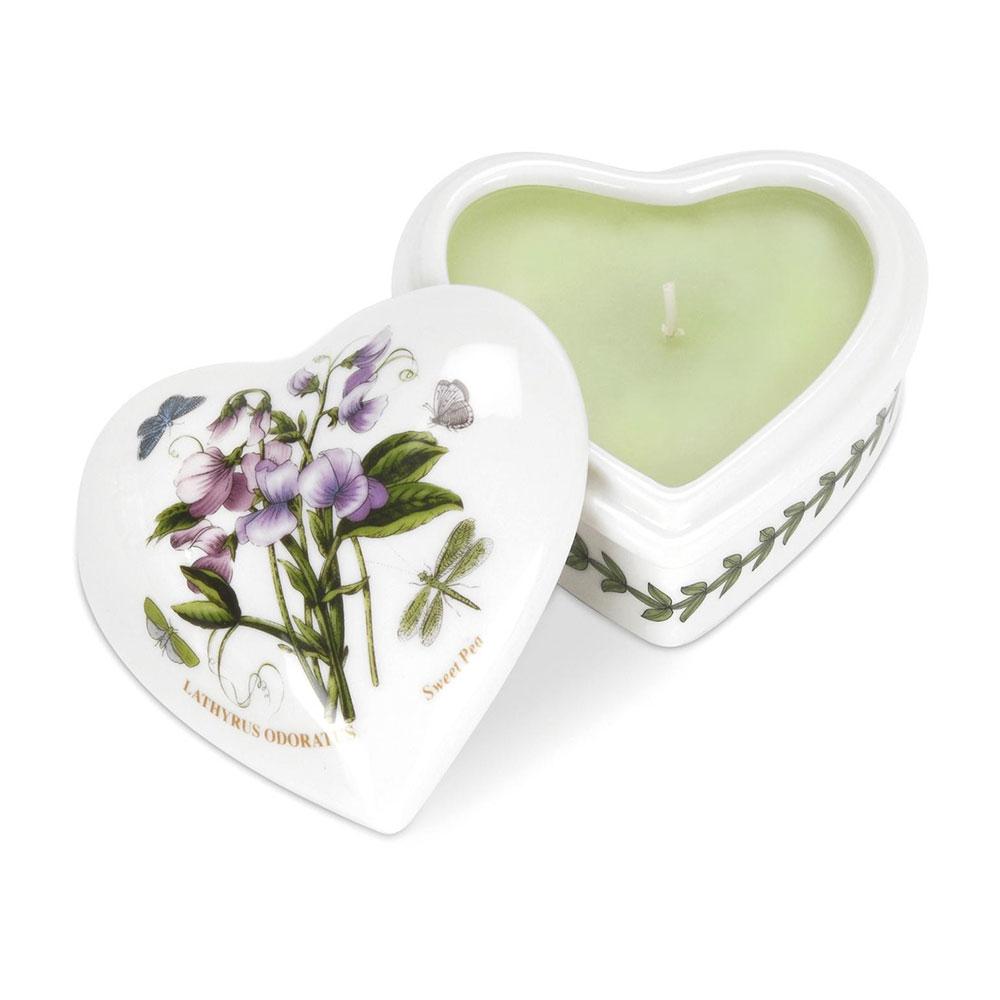 Botanic Garden Duftkerze Herz
