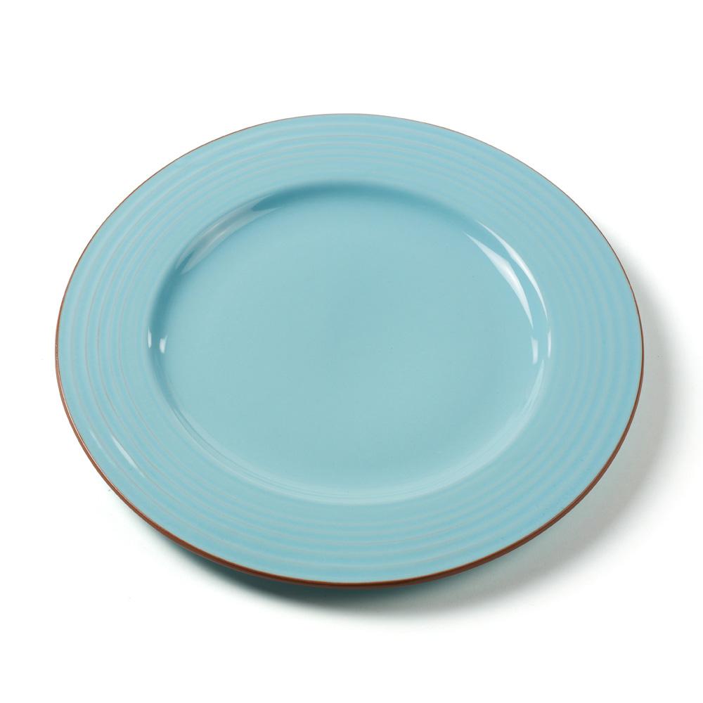 vintage teller 34 cm blau jamie oliver jamie oliver. Black Bedroom Furniture Sets. Home Design Ideas