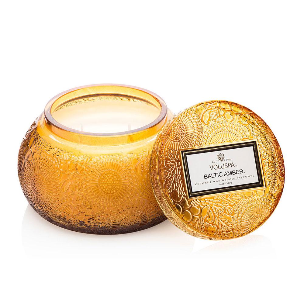Chawan Duftkerze Baltic Amber Ltd 100 Std.