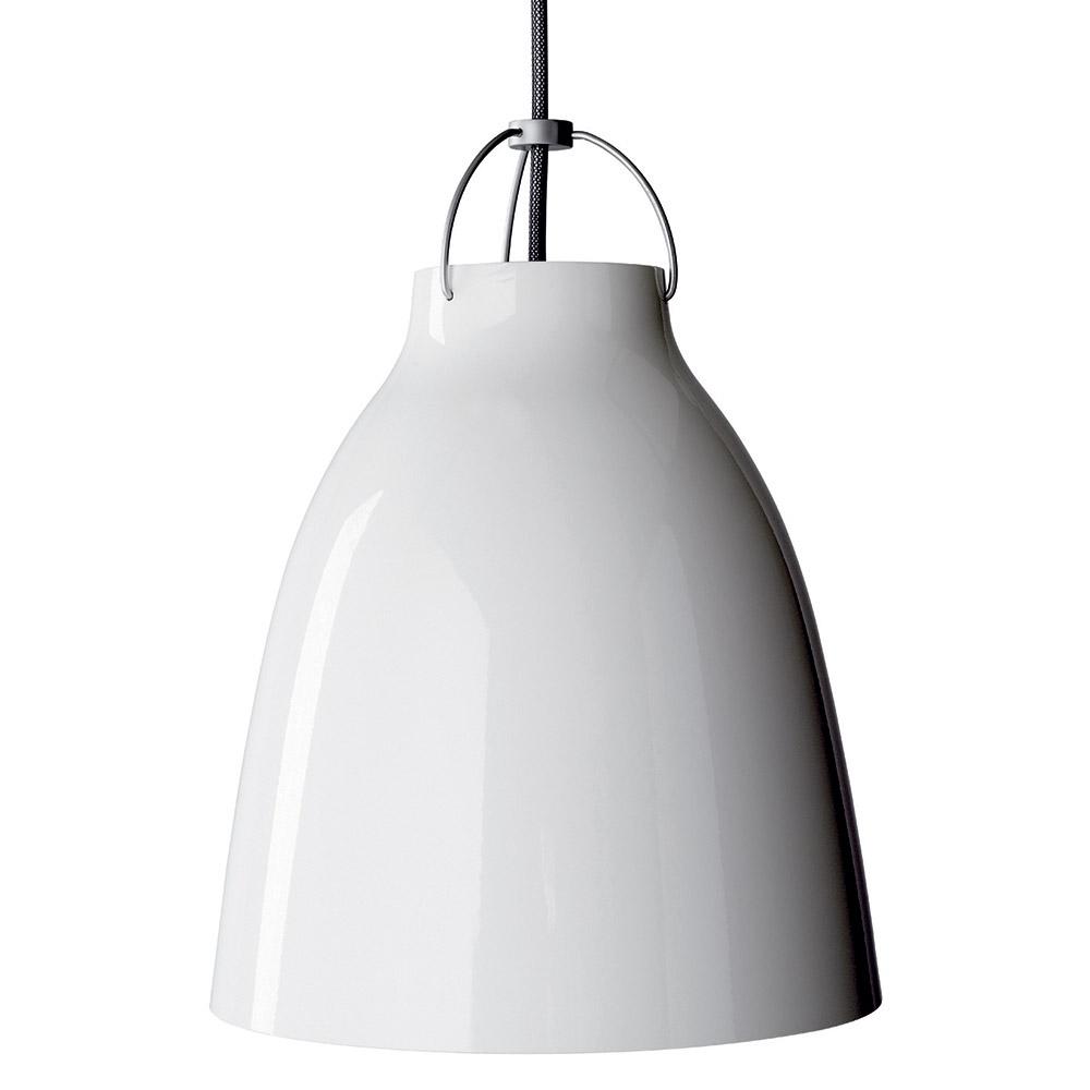 Caravaggio Deckenleuchte P2 Weiß