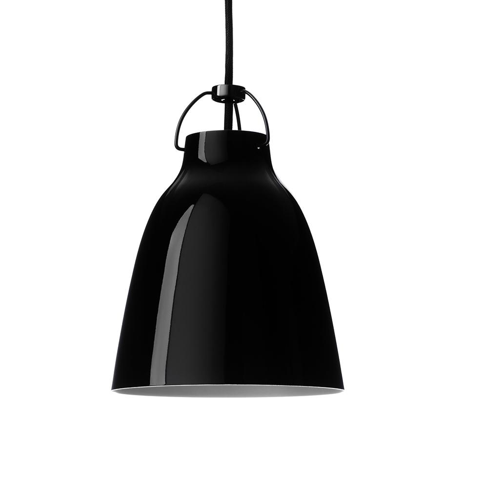 Caravaggio BlackBlack Deckenleuchte P1 Schwarz