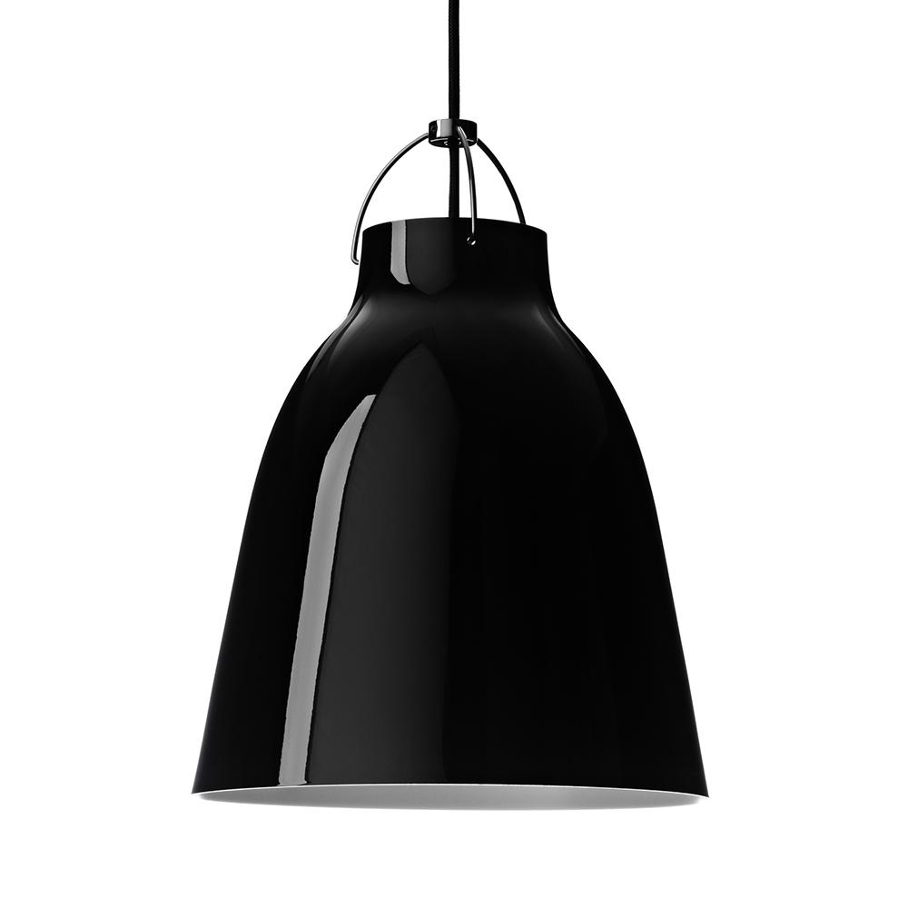 Caravaggio BlackBlack Deckenleuchte P3 Schwarz