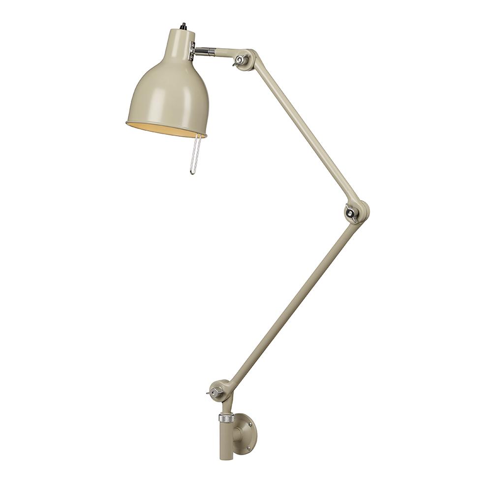 PJ70 Wandlampe (kabel) Warmes Grau
