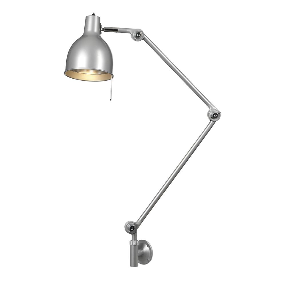 PJ70 Wandlampe Silber