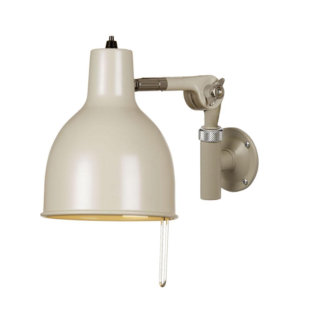 PJ71 Wandlampe Warmes Grau