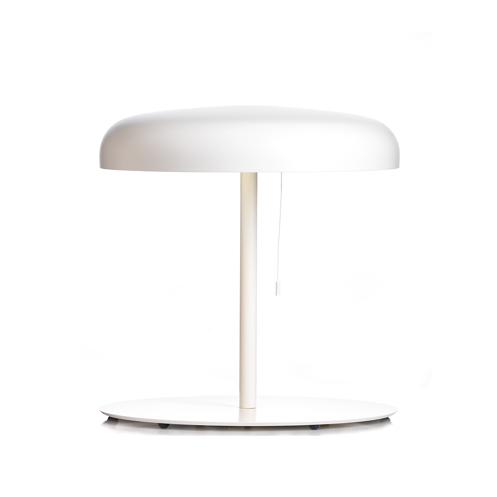 Mushroom Tischleuchte Weiss