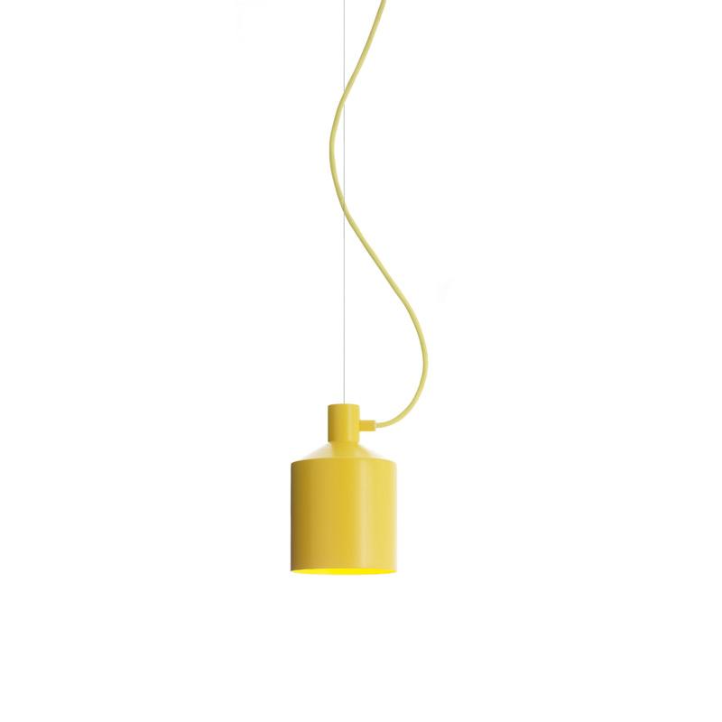 Pendelleuchte Gelb silo pendelleuchte 15 cm gelb note design studio zero