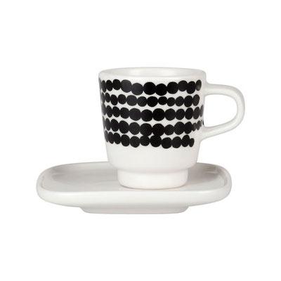 Siirtolapuutarha Espresso Tasse & Untertasse 50 ml