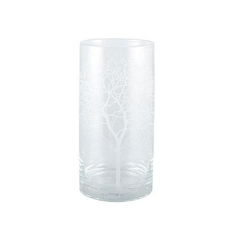 Barti Teelichthalter 25cm Weiss