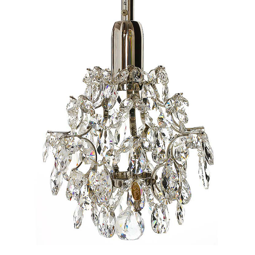 Fensterlampe Aladdin 119 Nickel