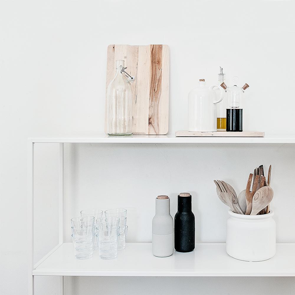 Domo Sideboard, Weiss - Domo - Domo Design - RoyalDesign.de