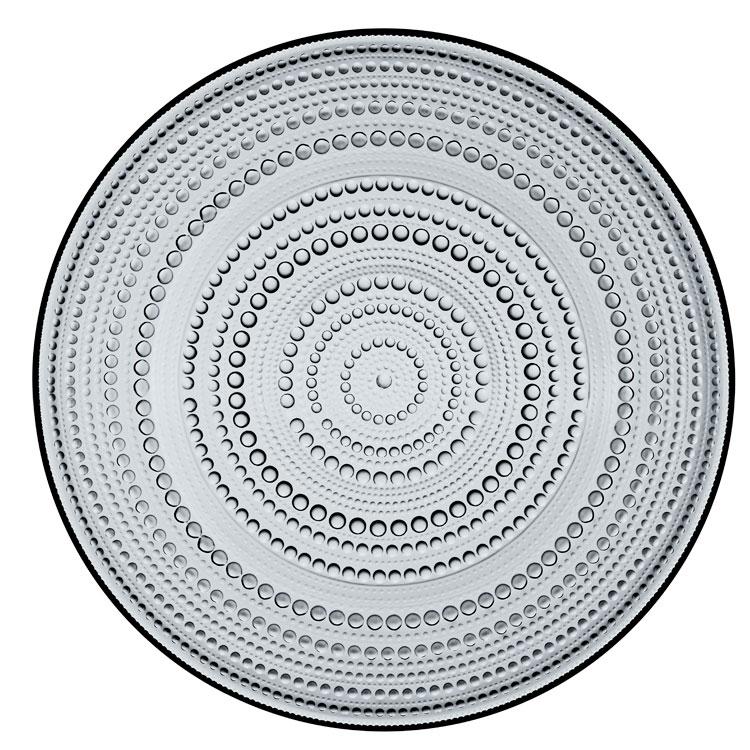 Kastehelmi-Teller-Grau-31-5-cm-Iittala