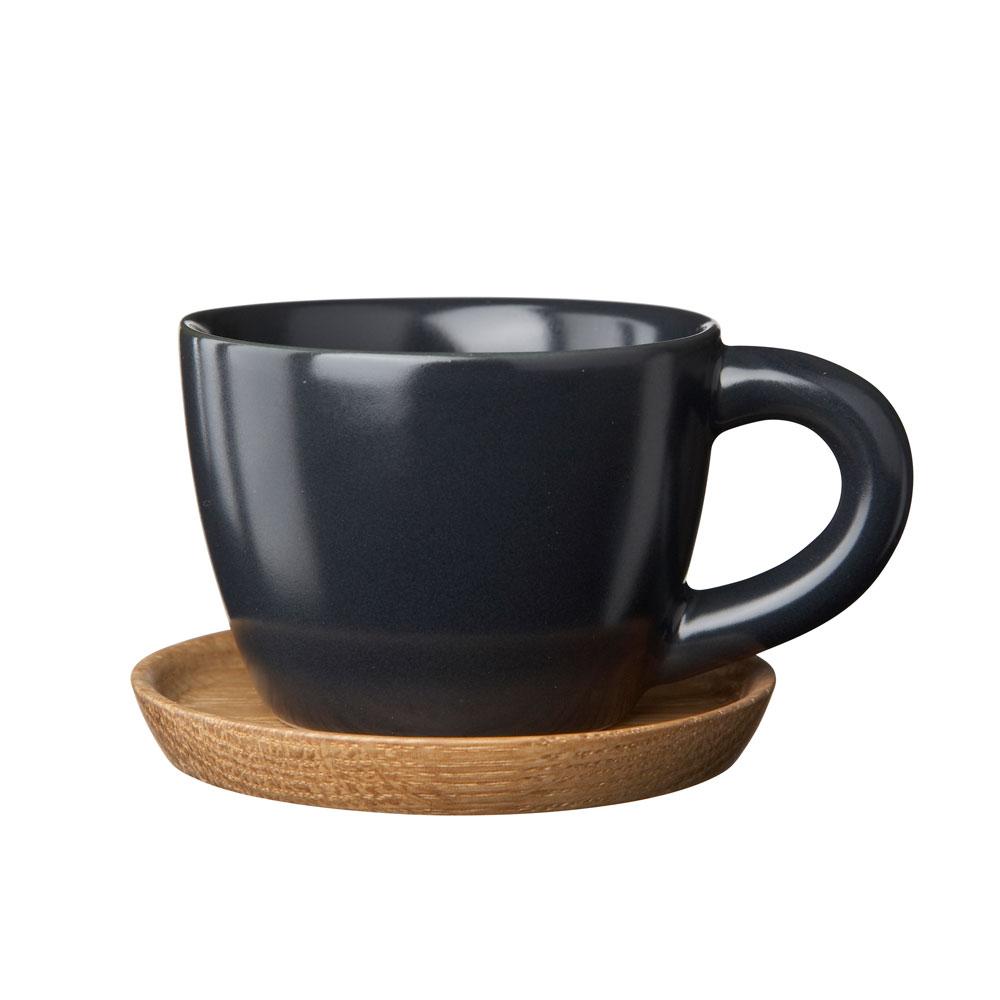 Höganäs Espressotasse mit Unterteller