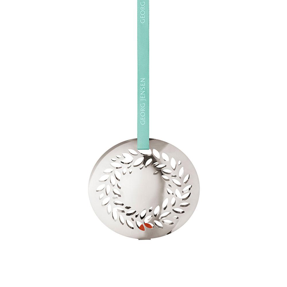 2016 Weihnachtsverzierung Magnolia Silber