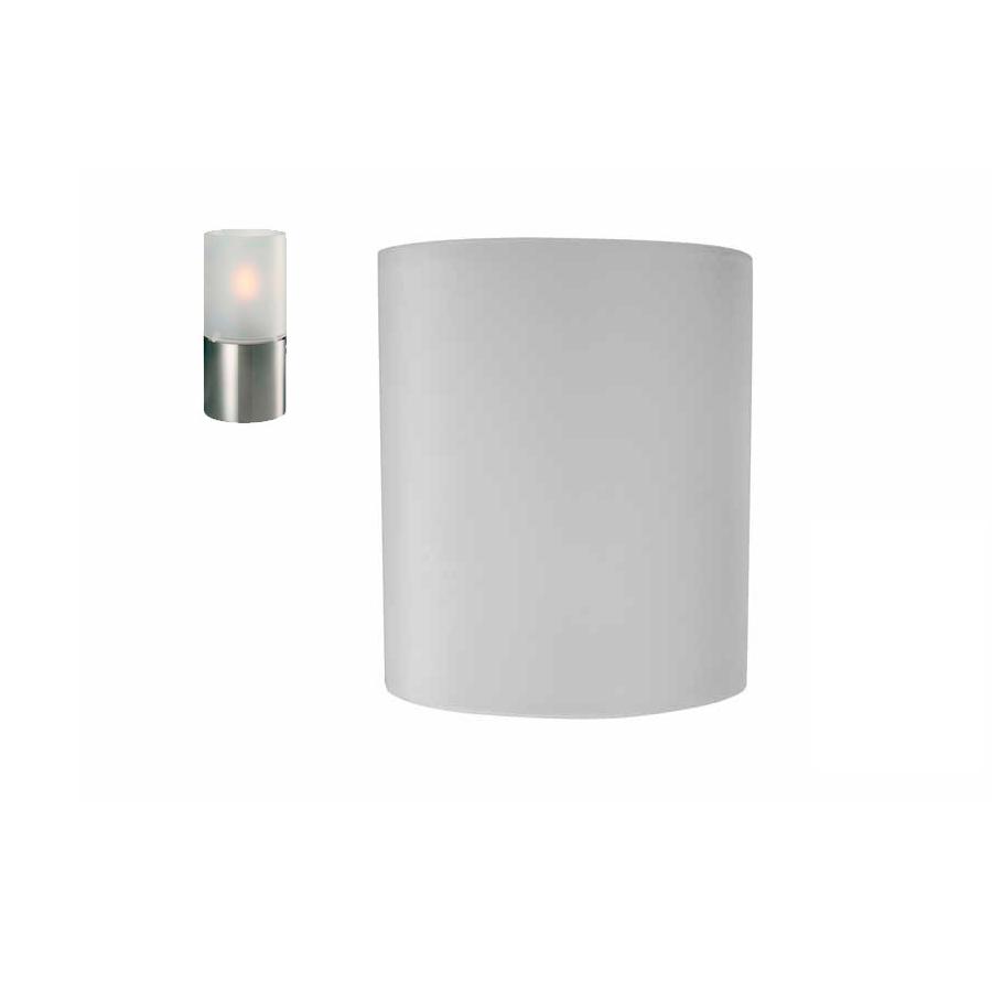 Satiniert Lampenglas Für Classic Öllampe