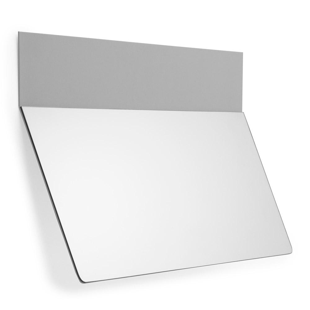 fold spiegel gross in weiss von normann copenhagen online kaufen hublery. Black Bedroom Furniture Sets. Home Design Ideas